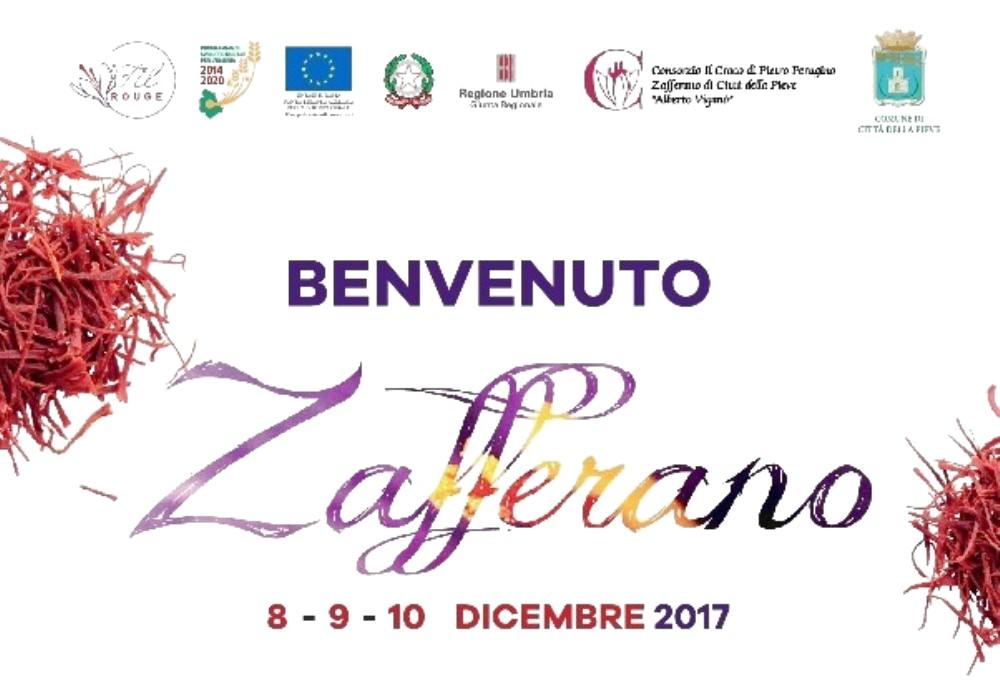Benvenuto Zafferano 8 - 9 - 10 dicembre 2017