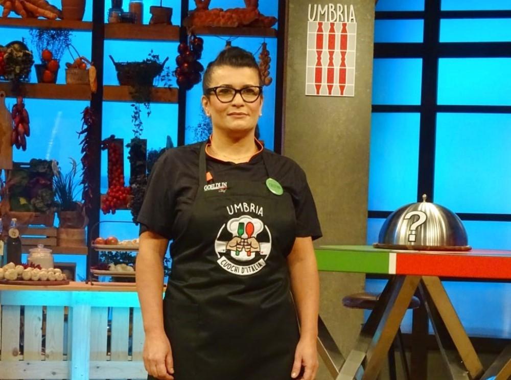 Cuochi d'Italia 2019 14.02.2019 ore 19,30 Canale 8