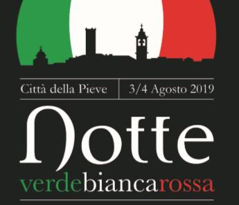 Notte Verde, Bianca e Rossa 3 e 4 Agosto 2019