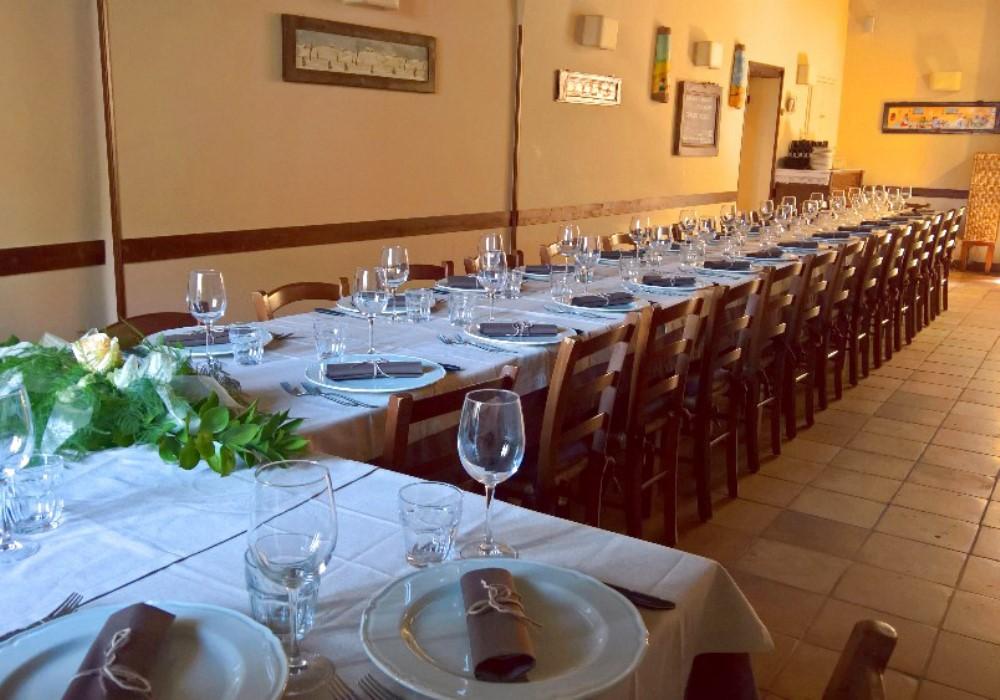 Organizza la tua Cerimonie alla Taverna del Perugino